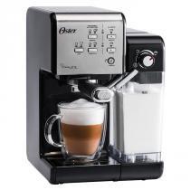 Cafeteira PrimaLatte Prata 110V Oster -