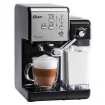Cafeteira PrimaLatte Prata 220V Oster -