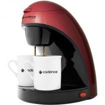 Cafeteira Single Colors Vermelha Cadence - Caf111 Cadence