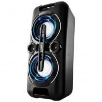 Caixa Acústica Philco PHT5000, Bluetooth, 2 Entradas USB - Bivolt -