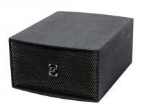 Caixa acústica profissional eco som pequeno porte cs206 passiva - Eco som
