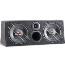 Caixa Amplificada Box Trio 2000 Automotivo 600W 30917 - Hinor - Hinor
