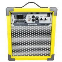 Caixa Amplificada LC250 APP 60W Amarela 31337 - Frahm - Frahm