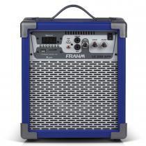 Caixa Amplificada LC250 APP 60W Azul 31264 - Frahm -