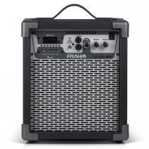 Caixa Amplificada LC250 APP 60W Preta 31260 - Frahm - Frahm