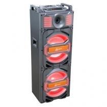 Caixa Amplificada Lenoxx  1000 Watts e Bluetooth - CA3800 -