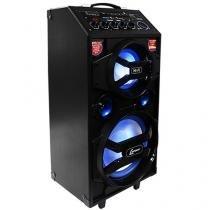 Caixa Amplificadora HiFi Lenoxx CA 318 300W RMS - Entrada SD