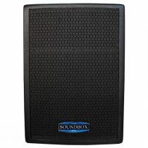 Caixa Ativa Fal 12 Pol 500W PA / Monitor / FLY - MS 12 SoundBox -