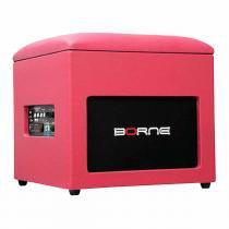 Caixa Ativa Fal 8 Pol 60W c/ USB / Bluetooth - Lounge Cube Borne - Borne
