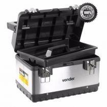 Caixa baú em aço inox CBI 020  Vonder -