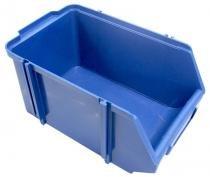 Caixa box 5 para organizador azul 12x15x23 com 9 unidades - Siplás