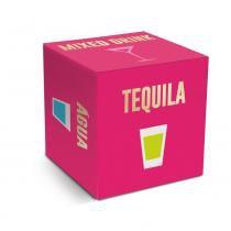 Caixa Dado Drinks Despedida Solteira 15X15X15Cm Dec. Festas - Cromus