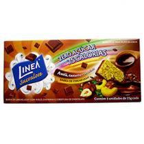 Caixa de Barra de Cereal com 3 unidades Linea - Morango com Iogurte