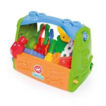 Caixa de Ferramentas Infantil - Calesita -