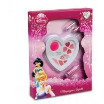 Caixa De Maquiagem Coração Princesas - Beauty Brinq -