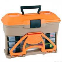 Caixa De Pesca T3 Mini Frontloader Laranja Flambeau -