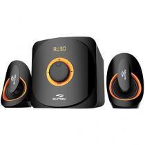 Caixa de Som 2.1 Canais 42W Bluetooth - Sumay SM-CS3313B