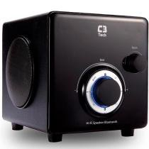 Caixa de Som Amplificada 2.1 Bluetooth Preto SP330B - C3 Tech - Bivolt (Manual) - C3 Tech