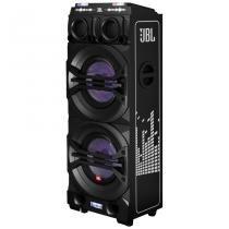 Caixa De Som Amplificada JBL Torre Sound DJ Xpert J2515 1500W RMS Bluetooth,Usb e Aux -