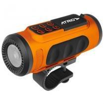 Caixa de Som Atrio BI085 Speaker MP3 FM Bluetooth com Lanterna para Bike - Atrio