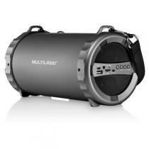 Caixa de Som Bazooka USB/SD/FM/Bluetooth 20W SP233 - Multilaser - Multilaser