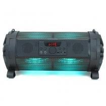 Caixa De Som Bazuka XB650+ Polyvox Bluetooth e Bateria -
