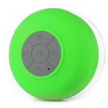 Caixa De Som Bluetooth A Prova DÁgua - Verde - MF Imports