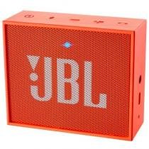 Caixa de som bluetooth go 3w rms orange - Jbl