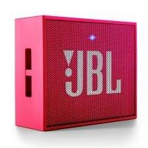 Caixa de Som Bluetooth Go Rosa - JBL - JBL