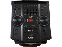 Caixa de Som Bluetooth Philco PCX11000 1200W - USB com Subwoofer MP3 com Entrada SD