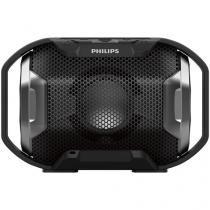 Caixa de Som Bluetooth Philips ShoqBox 4W - USB à prova de água
