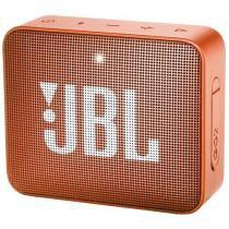 Caixa de Som Bluetooth Portátil à prova dágua - JBL GO 2 3W USB