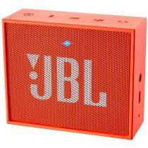 Caixa de Som Bluetooth Portátil JBL GO - 3W USB com Microfone