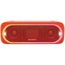 Caixa de Som Bluetooth SRS-XB30/R Vemelha - Sony