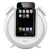 Caixa De Som Dock Station Para Ipod Branco If200 Plus Edifier -