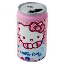 Caixa de Som Estéreo em forma de latinha - Hello Kitty HK14SC04 -
