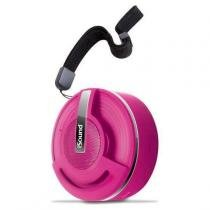 Caixa De Som Isound - Bluetooth - Hangon - 5299 - Rosa - ISOUND