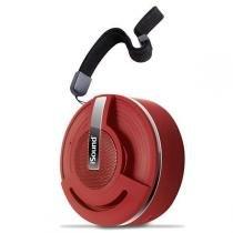 Caixa De Som Isound - Bluetooth - Hangon - 5344 - Vermelha - ISOUND
