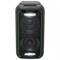 Caixa De Som Mini System Bluetooth Led Mp3 P2 Preto Gtk-Xb5/B Sony -