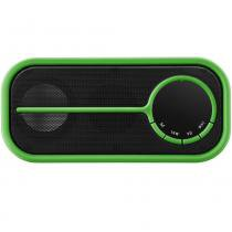 Caixa de Som Multiaser C3 Tech Speaker SP208 Preto e Verde - Multilaser