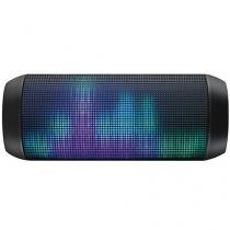 Caixa de Som Multilaser Led Music Box - 15W RMS Led Light