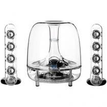 Caixa de som para PC Harman Kardon 2.1 Bluetooh - 40W SoundSticks BT