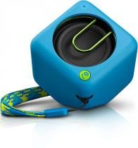 Caixa de som philips bt1300a bluetooth sem fio azul - Philips