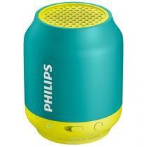 Caixa de Som Philips BT50AX/78 2W RMS - Acústica Bluetooth