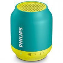 Caixa de Som Philips BT50AX Bateria Recarregável Bluetooth de 2w -