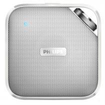 Caixa De Som Portátil 3W Bluetooth Microfone Bt2500w Philips -