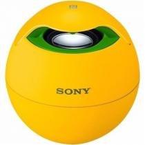 Caixa de Som Portátil Com Bluetooth SRS-BTV5 Amarelo - Sony -