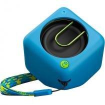 Caixa de Som Portátil Philips, 2 Watts, Bluetooth, Azul - BT1300A - PHILIPS