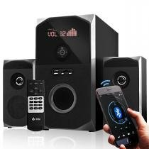 Caixa De Som Speakers Bluetooth Até 1300w Subwoofer Vm-x2150 - Infokit