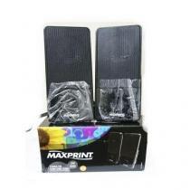 Caixa De Som Ubs Slim 3w Maxprint - 601128-1 - Maxprint